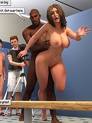 I can feel her tounge in me - Mother's Gangbang by No Limits Taboo