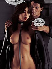 Maybe this will be her final curtain call - Private dick part 2 (fansadox comic 494) by Hawke